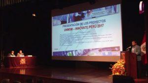 Innóvate Perú otorgará más de tres millones de soles a investigadores sanmarquinos