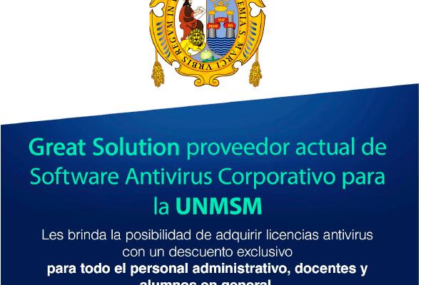 PROMOCIÓN DE ANTIVIRUS POR EL 466º ANIVERSARIO DE LA UNIVERSIDAD