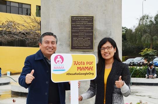MAMA: el proyecto social que busca la máxima condecoración de Google a nivel regional