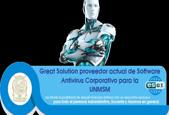 PROMOCIÓN DE ANTIVIRUS POR EL 467º ANIVERSARIO DE LA UNIVERSIDAD